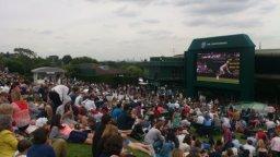 Tennis heaven